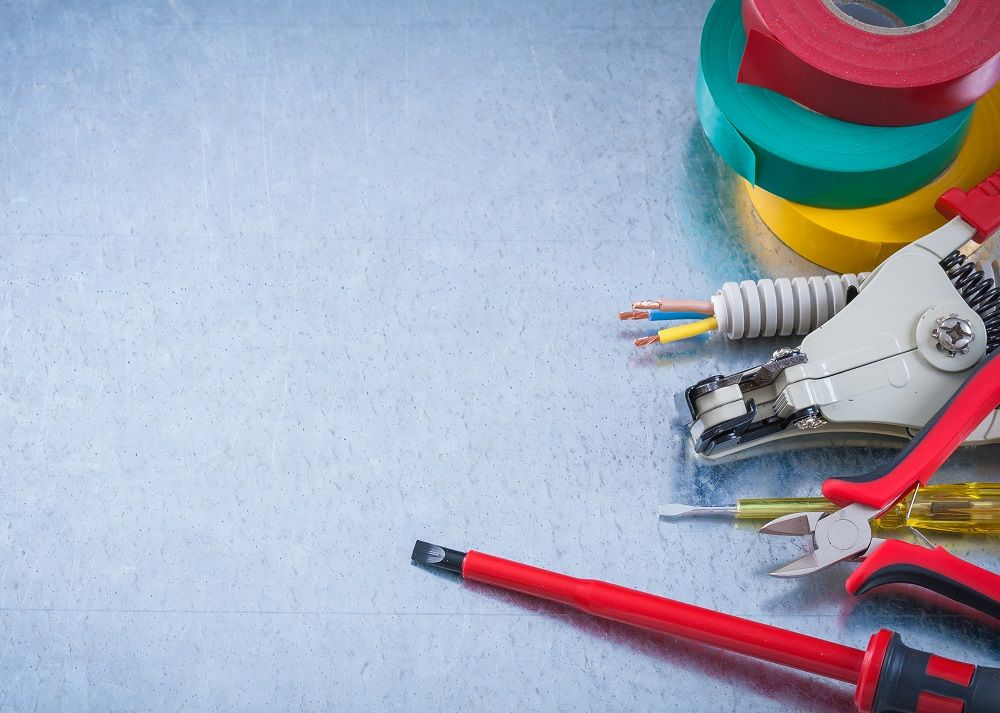 Handling Electrical Work Can Potentially Be Extremely Dangerous And It Is Therefore Very Important Electrician Home Window Repair Home Improvement Contractors