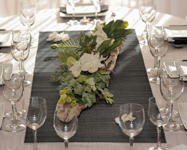 Que faire avec du bois flott projets essayer for Composition florale avec bois flotte