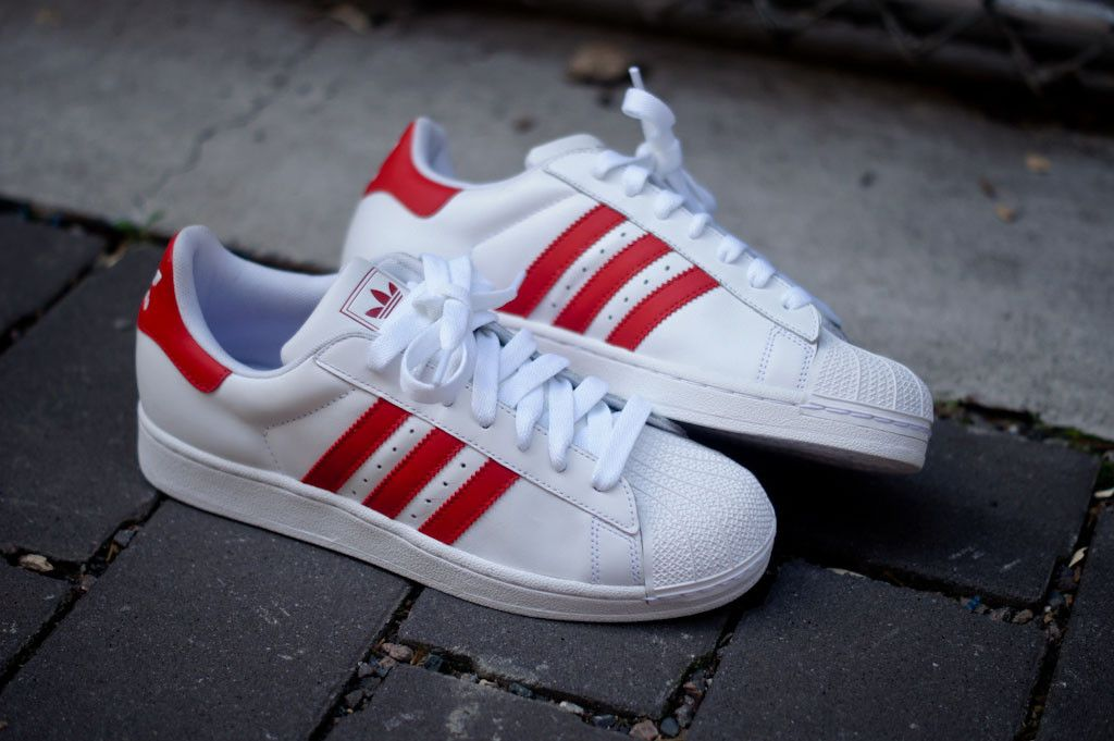 Adidas Superstar 2 (these are long overdue a revival