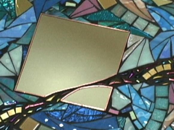 a6a72906bdaa How to Make a Contemporary Glass Mosaic Mirror
