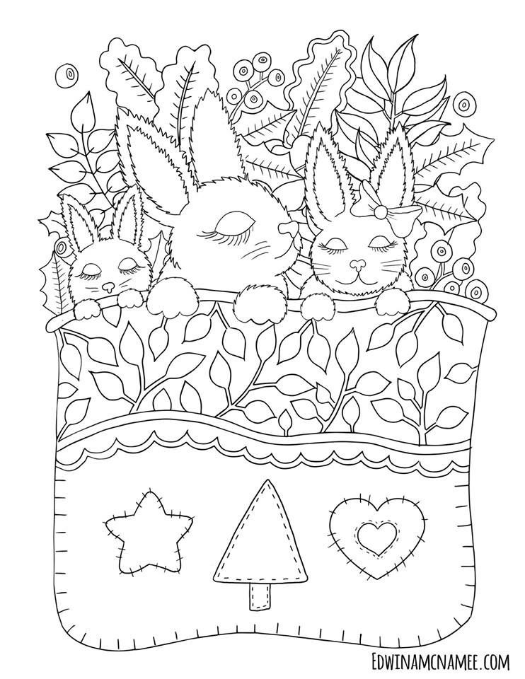 Autumn Magic Coloring Book Spring Coloring Pages Easter Coloring Pages Coloring Pages