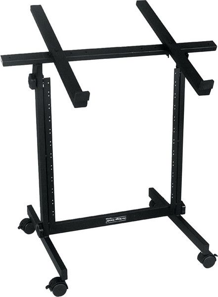 On Stage Stands Rs9050 Adjustable Amp Mixer Stand
