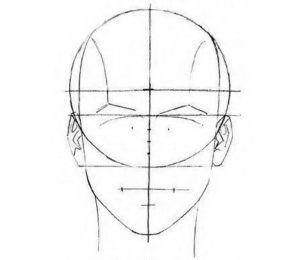 Como Dibujar El Rostro De Una Persona Paso 1 Pasos Para Dibujar Rostros Como Aprender A Dibujar Dibujar Rostros