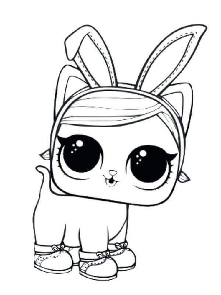 lol dolls pet videos (with images) | cool coloring pages