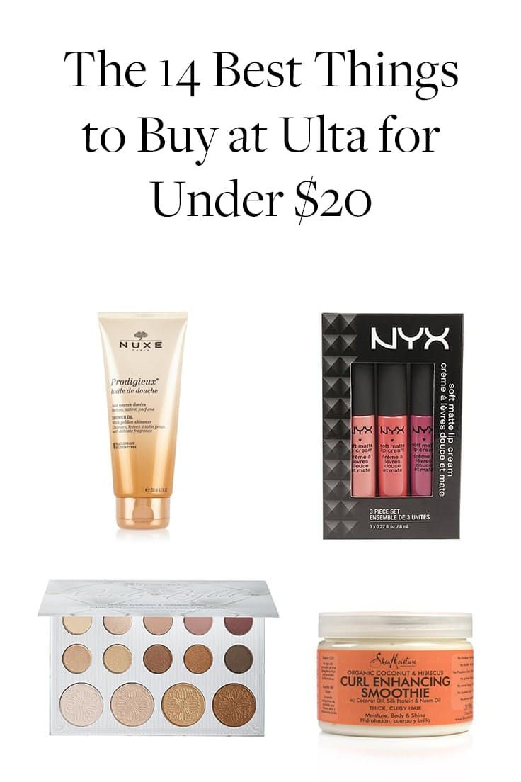 The 14 Best Things To Buy At Ulta If You Only Have $20