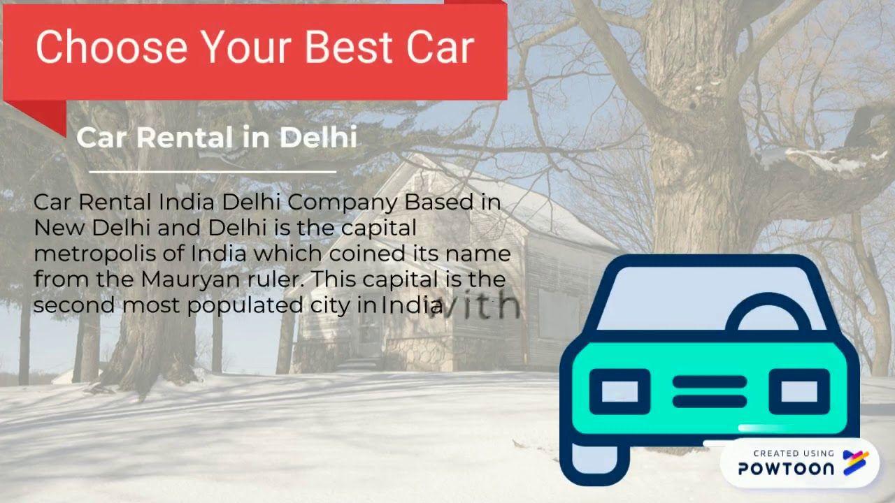 Car Rental Company in Delhi Tempo Traveller Hire in