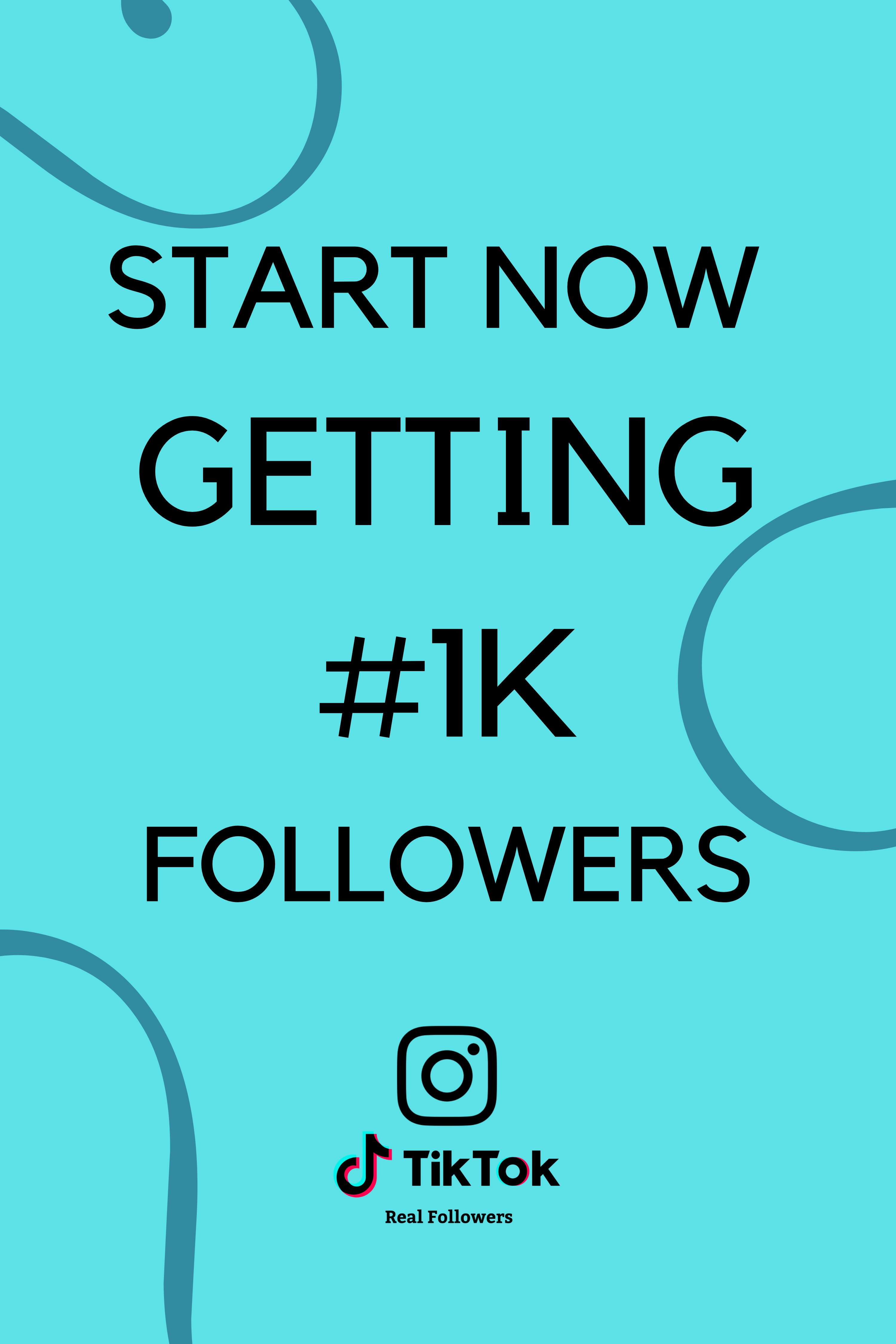 Easy Way To Gain Instagram Tik Tok Followers In 2020 How To Get Followers Blogging Advice Get More Followers