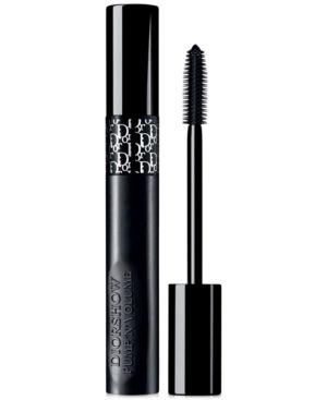 04f9b0ec Dior Diorshow Pump 'N' Volume Instant Volume Squeezable Mascara - Black Pump