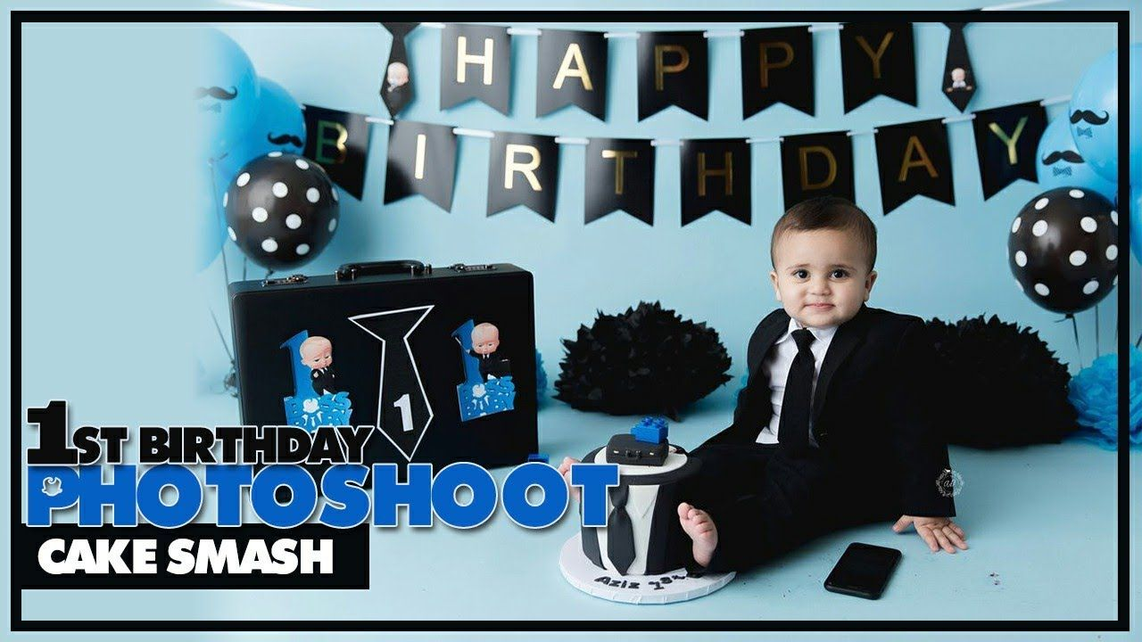 50 Unique Baby Boy 1st Birthday Photoshoot Ideas Funny Cake Smash Idea 1st Birthday Photoshoot 1st Boy Birthday Birthday Photoshoot