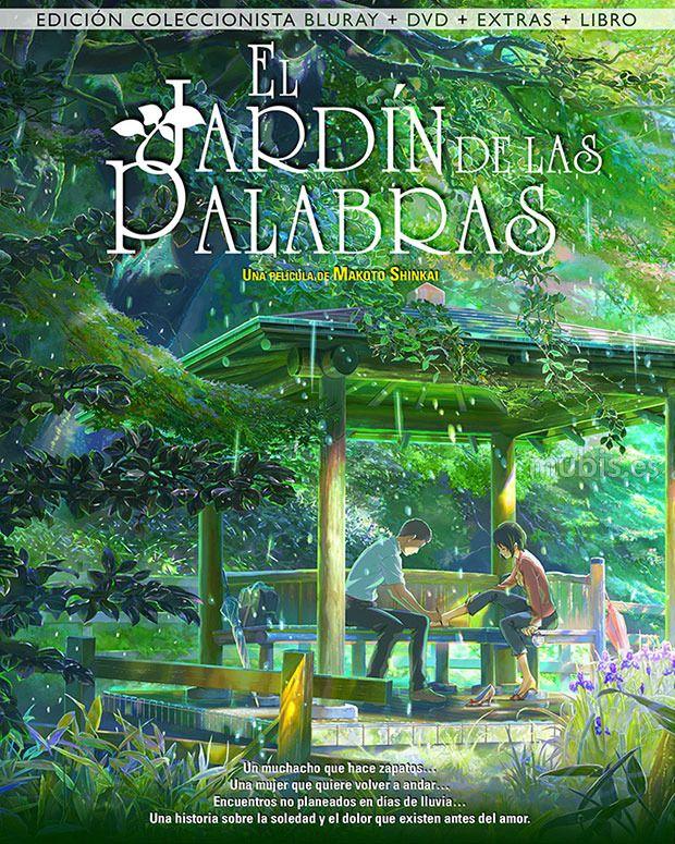 El Jardin De Las Palabras Dirigida Per Makoto Shinkai Selecta Vision 2014 Animation 3d Dessin D Animation Japonais Animation Japonaise
