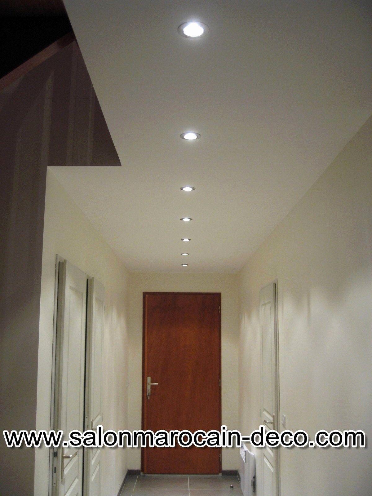 Beautiful Decoration Placo Platre | couloir | Decoration faux ...
