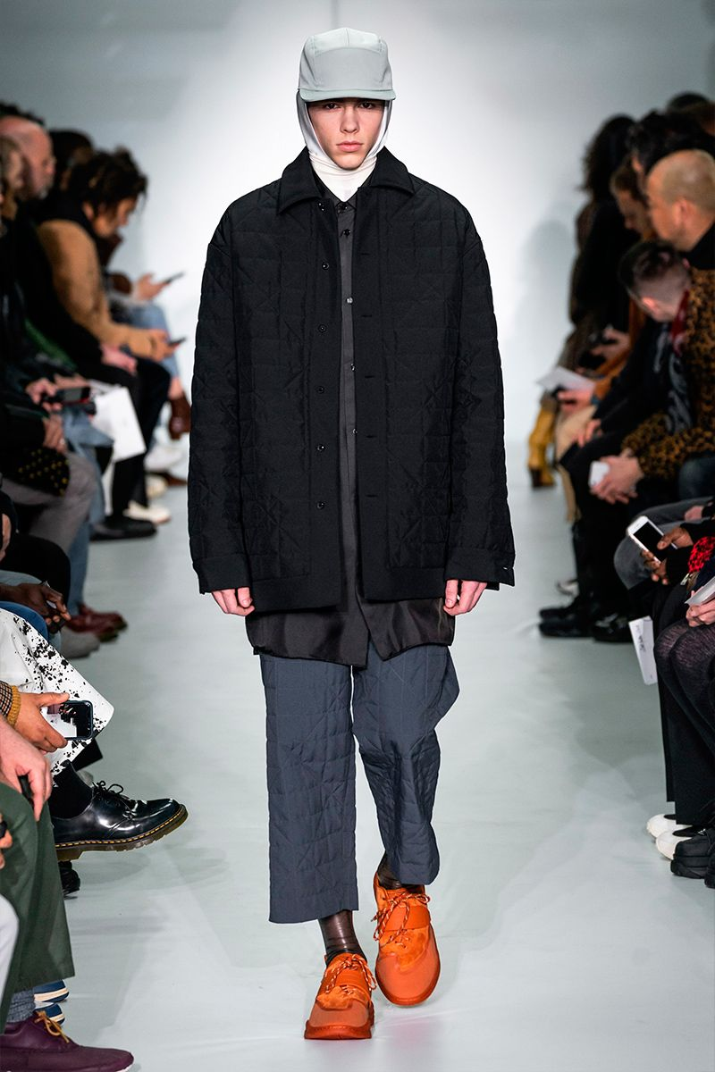 Young Mens Fashion 2020.Oamc Fall Winter 2019 Men Fall Winter 2019 2020 Fashion