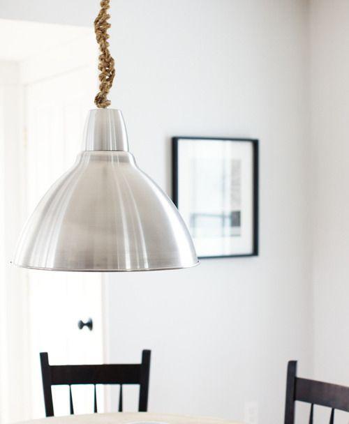 How To Hang Pendant Lights Hanginga Thread 9 Inventive Ways To Hang Pendant Lights