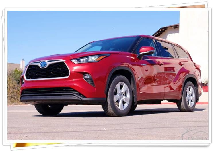 2022 Toyota Highlander Hybrid Price Canada It Turns Out That Toyota Has Just Launched Its Redesign Fourth Toyota Highlander Toyota Highlander Hybrid Toyota
