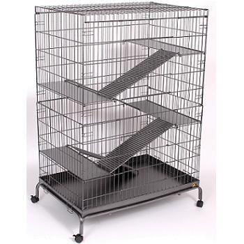 Prevue Pet Products Jumbo Steel Ferret Cage Petco In 2020 Ferret Cage Pet Cage Ferret