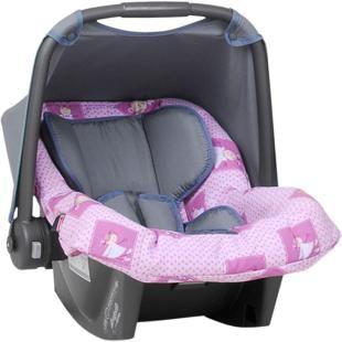 Bebê Conforto Burigotto Touring SE Nina, oferece duas função: dispositivo de retenção em automóvel e bebê conforto.    Praticidade para você, segurança e conforto para seu bebê.
