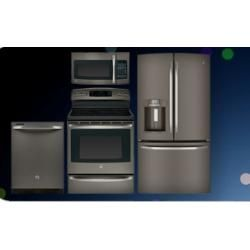 Black Friday Special Ge Quot Slate Quot Kitchen Appliance Package