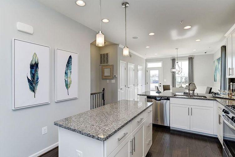 6 Gorgeous Models Of Kitchen Countertops In Ashburn Va Kitchen