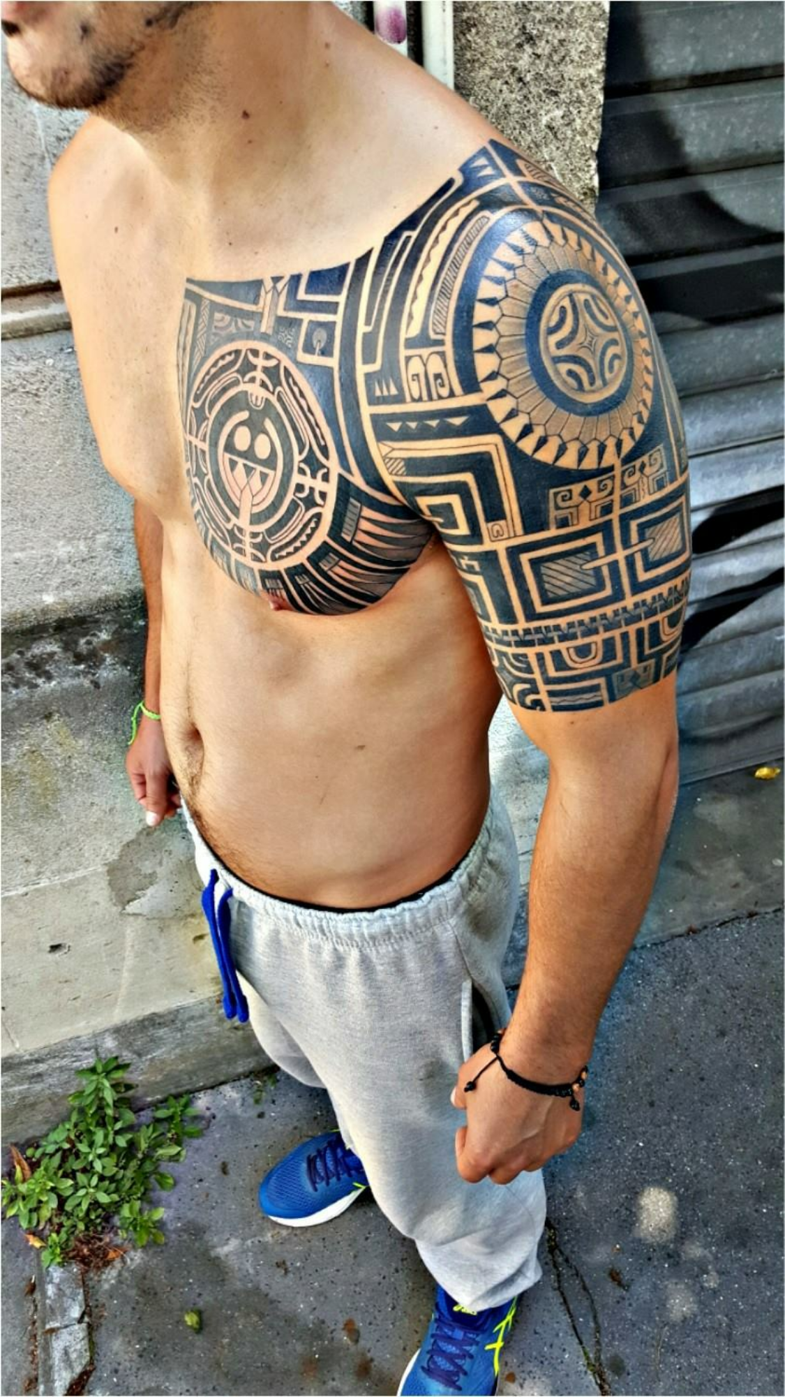 pin by peter gast on tattoo pinterest tattoo maori. Black Bedroom Furniture Sets. Home Design Ideas