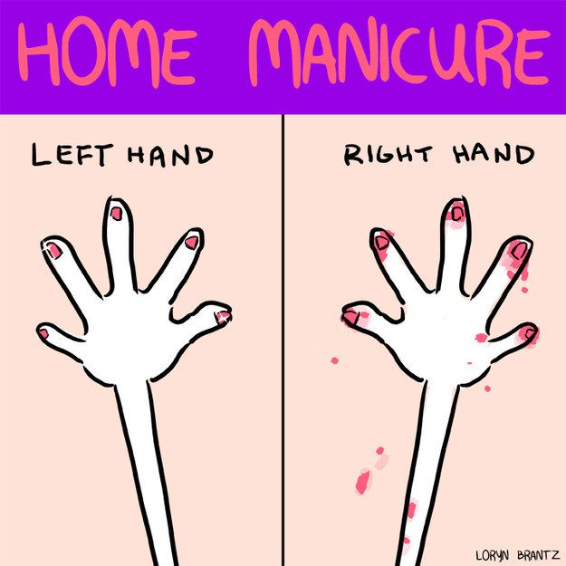 9 Things People With Bare Nails Will Never Understand Nail Quotes Funny Makeup Quotes Funny Funny Quotes