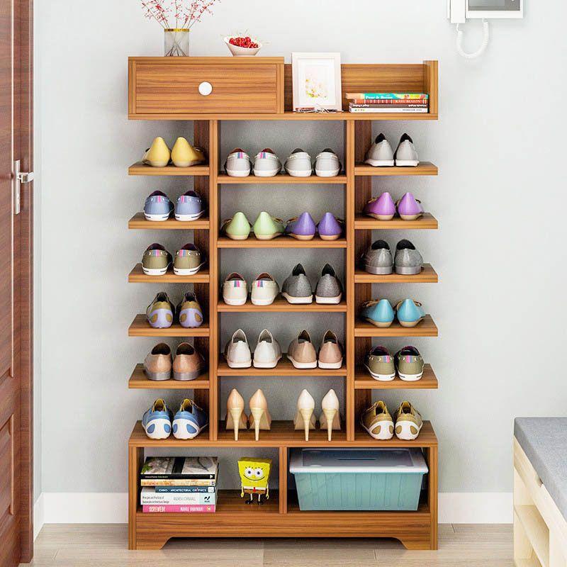 38 best simple diy shoe racks you ll want to make in 2020 on wood shoe rack diy simple id=95185