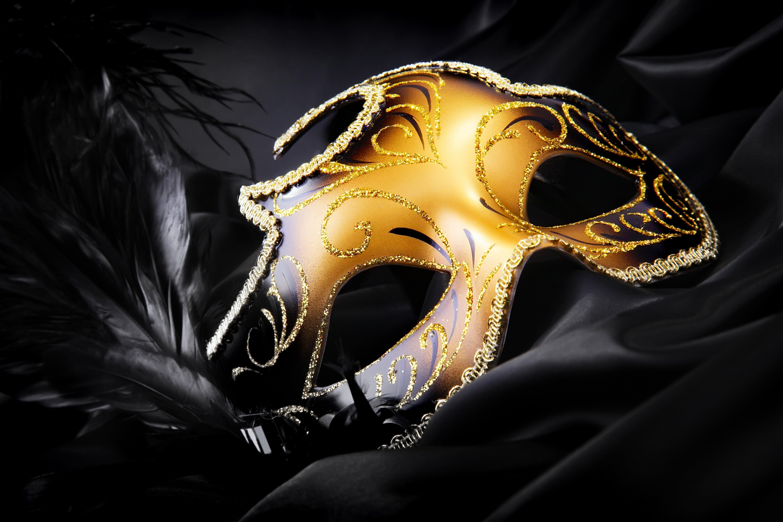 Fancy Mask Wallpaper Carnival Masks Background For Photography Photo Mask