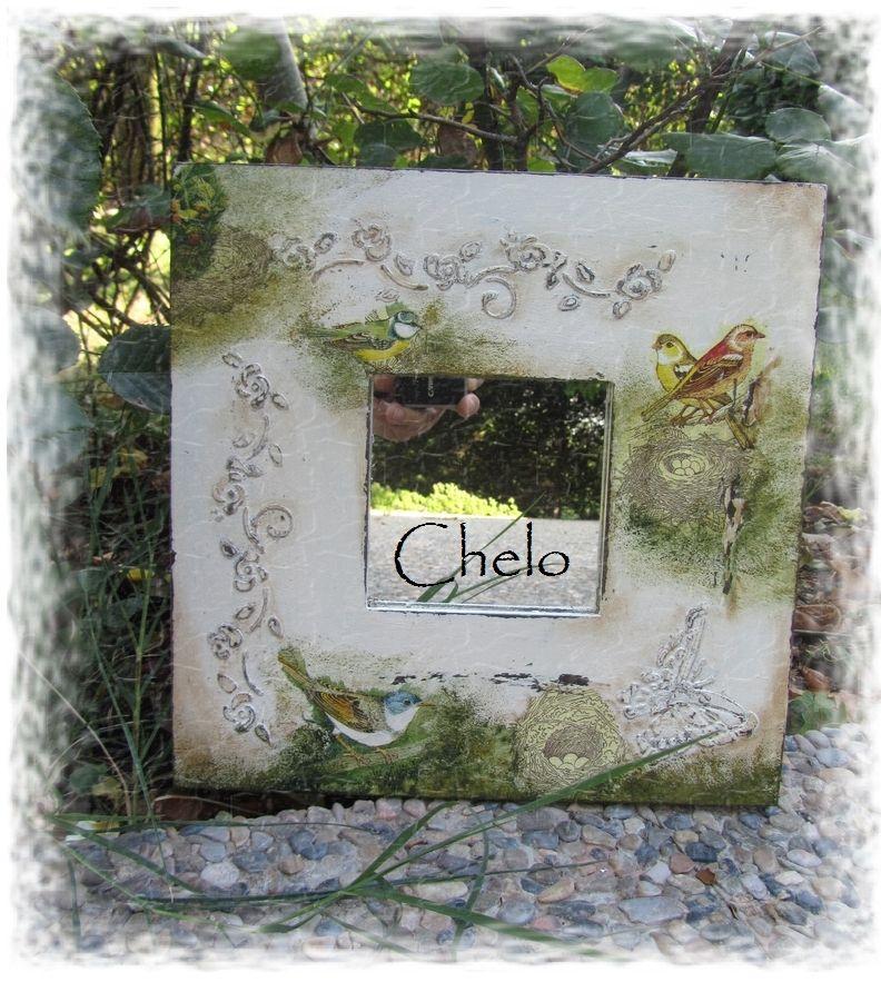 El rincón de Chelo: Malma de pajaritos....