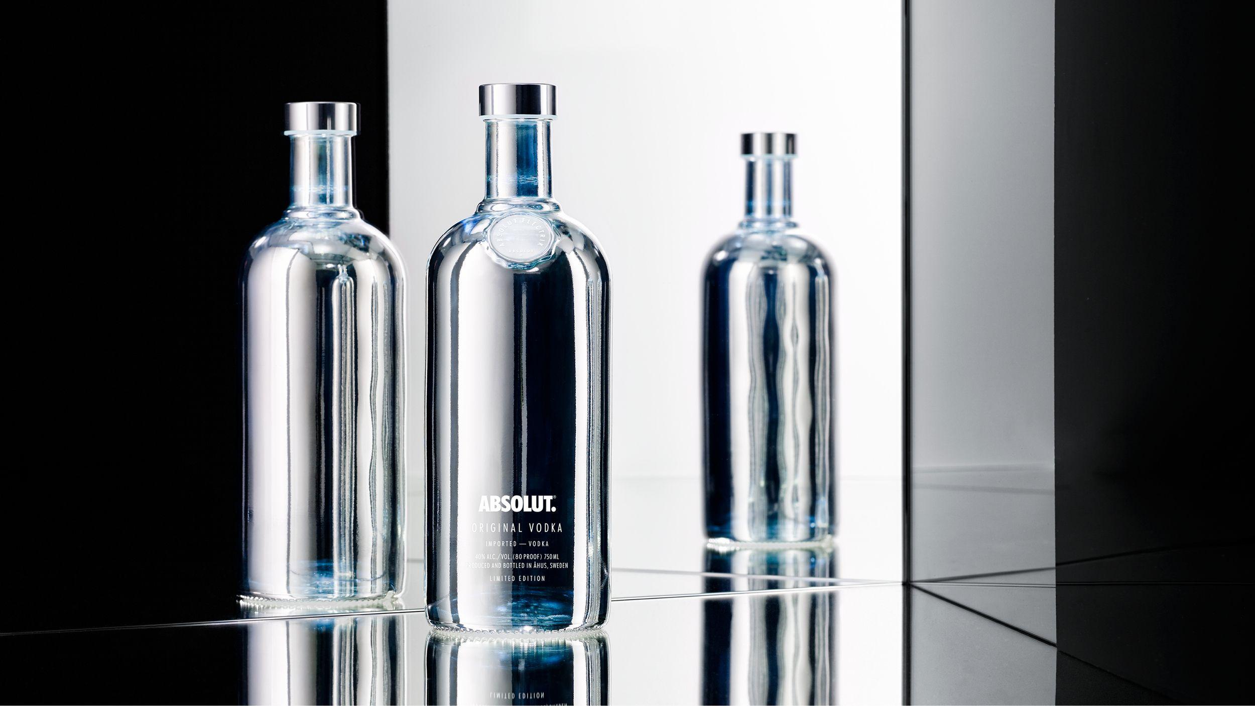 Absolut Electrik — The Dieline - Branding & Packaging