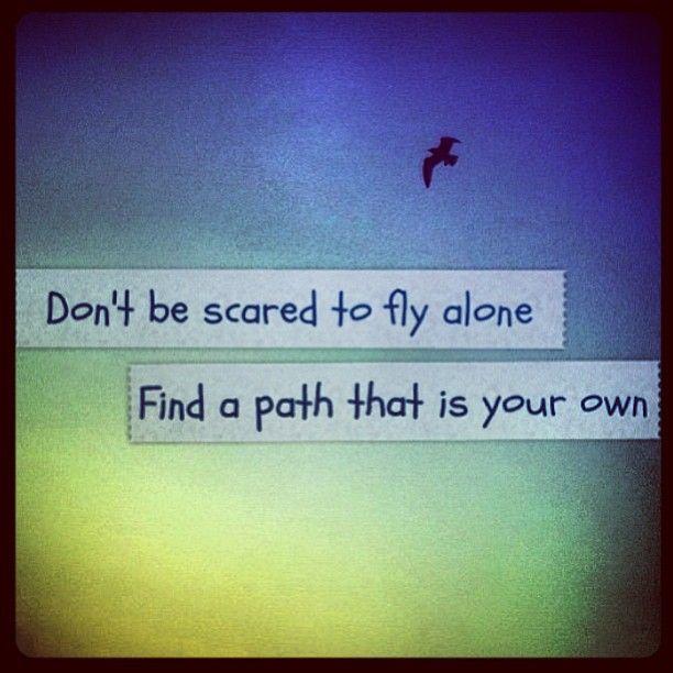 #Path #quote