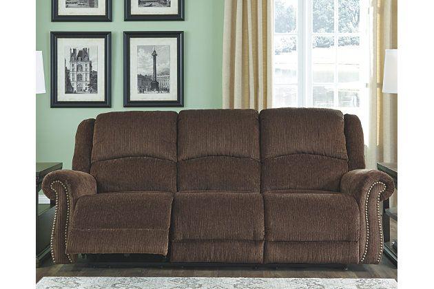 Sensational Goodlow Power Reclining Sofa Ashley Furniture Homestore Short Links Chair Design For Home Short Linksinfo