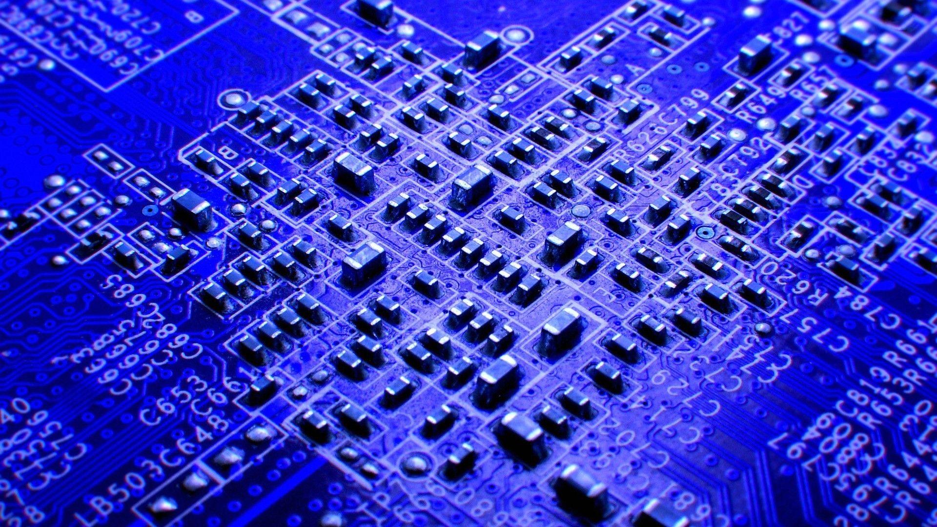 Circuit Board Background Protium Design Pulse LinkedIn (с