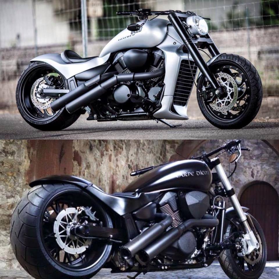 suzuki m1800r intruder custom bikes coches y. Black Bedroom Furniture Sets. Home Design Ideas