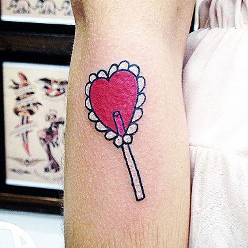 Melanie Martinez Tattoo Lollipop Candy Tattoo Tattoos Baby Tattoos