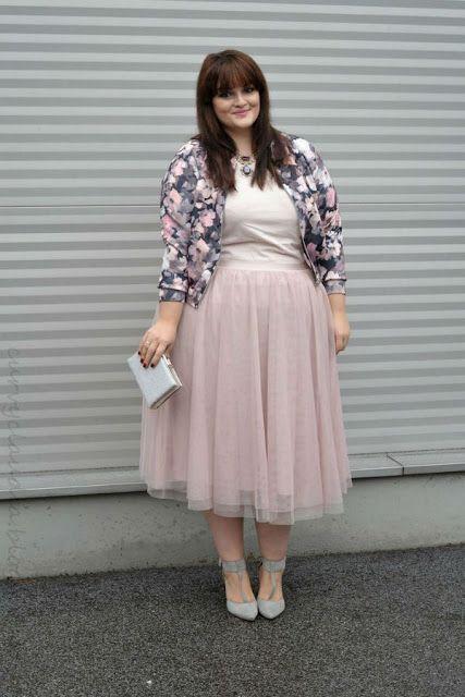 adeee81536 40 Formas de usar tu Tulle Skirt o Falda de Tul