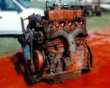 Willys F-head 4-Cyl | Willys Aero. | Pinterest | Jeeps, Engine and