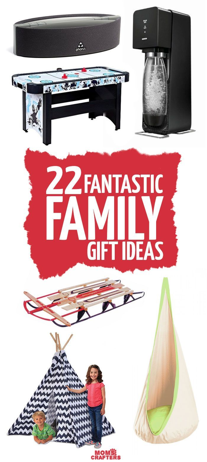 Gift ideas to give to families | Family gifts, Whole ...