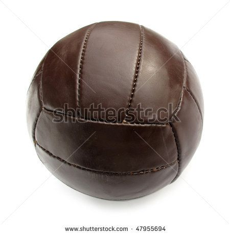 Volleyball Vintage Ball Leather Brown Vintage Stock Photo 47955694 Shutterstock Vintage Stock Photos Vintage Love