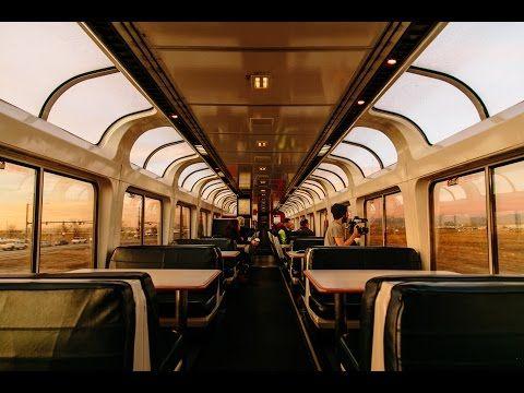 OLIVERS Apparel Road trip usa, Amtrak, Train