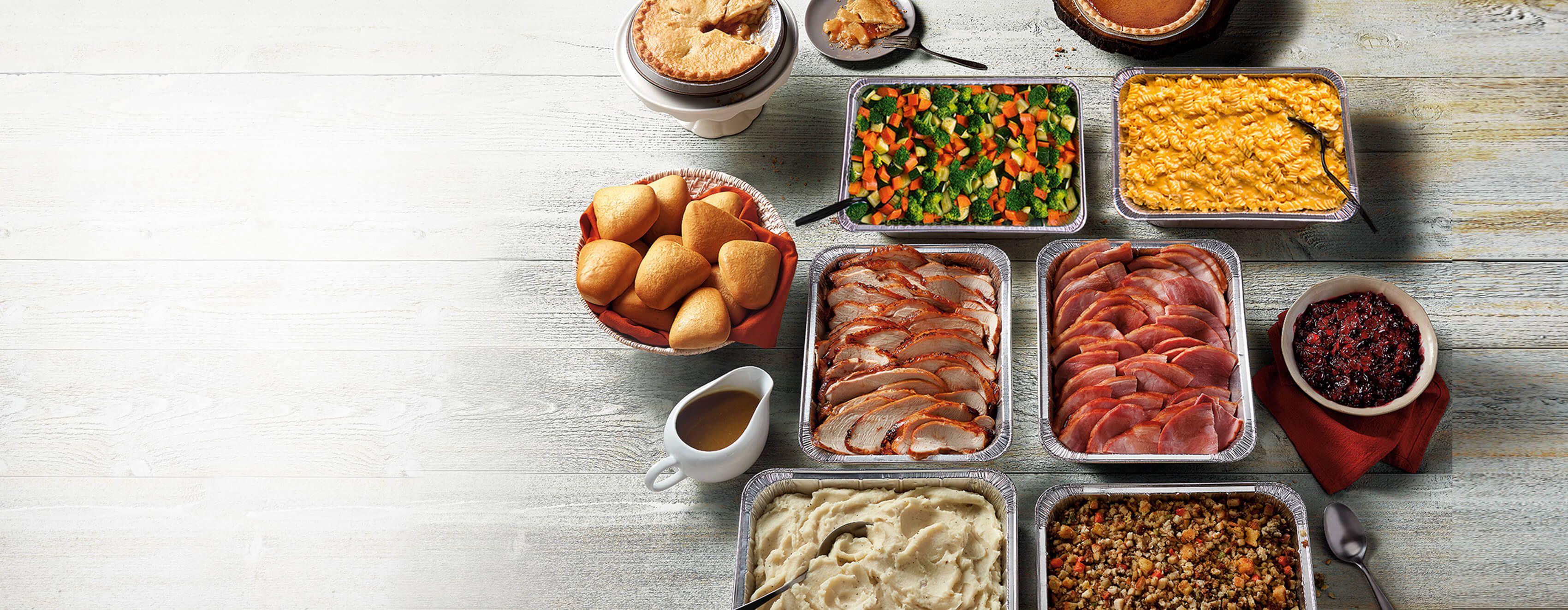 Holiday Meals Catering Restaurants Boston Market