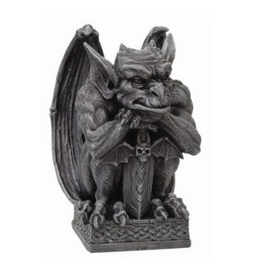 Gargoyle Home Decor For Inside And Outside Gargoyles Are So Ugly They Cute Supposed To Bring Good Fortune A