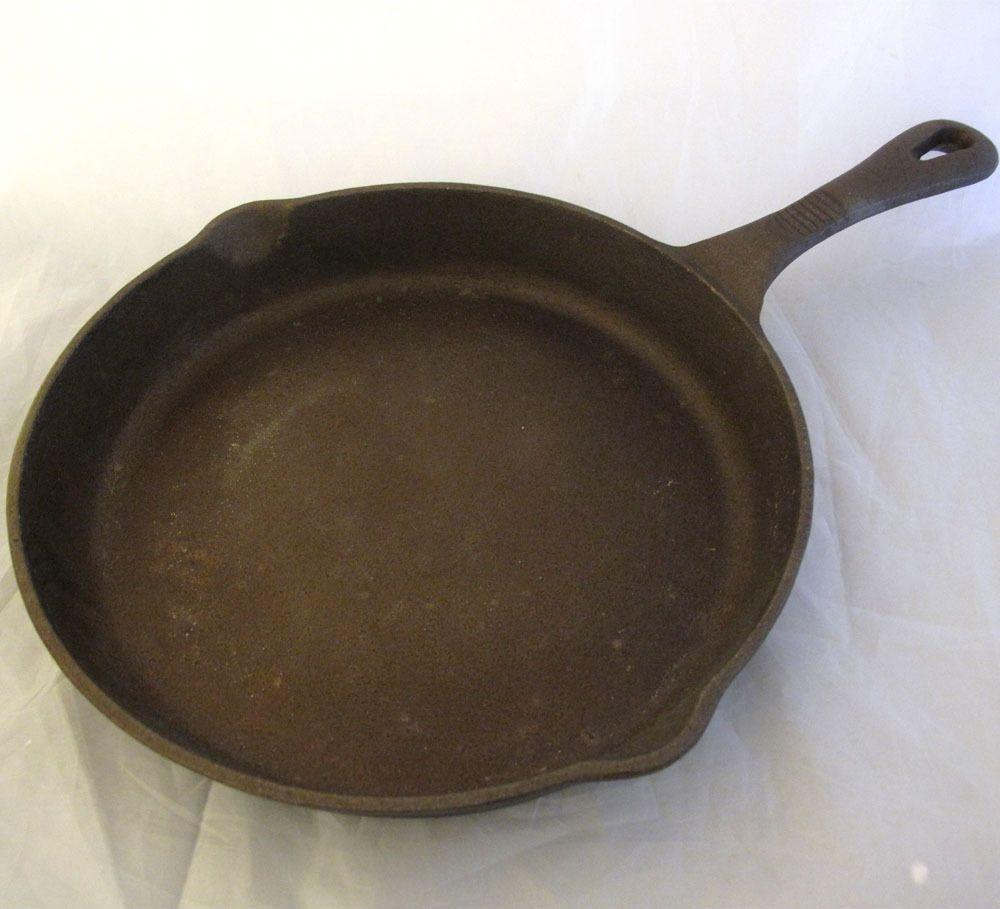 Mse Martha Stewart Everyday Cast Iron Skillet Large Seasoned Cast Iron Cookware Cast Iron Ceramic Bakeware
