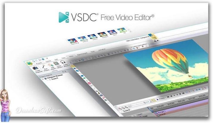 TÉLÉCHARGER VSDC FREE VIDEO EDITOR