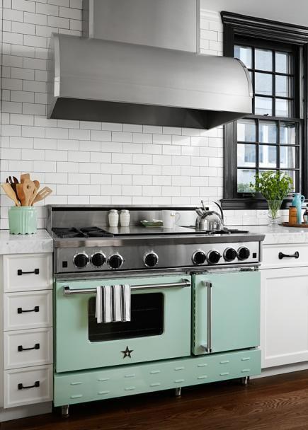 Fresh Vintage Kitchen Backsplash Ideas