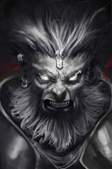 Angry Hanuman Hanuman Hanuman Tattoo Hanuman Wallpaper