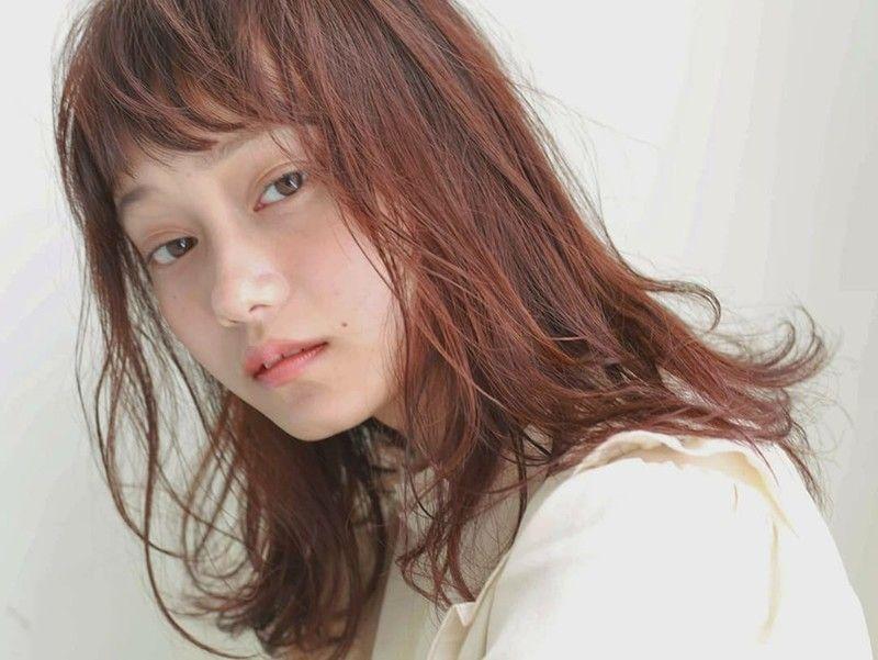 保存版 イエベさん必見 イエベによく合うおすすめ髪色紹介 の15枚目の画像 Arine アリネ 髪 色 髪色 オレンジ オレンジ ヘアカラー