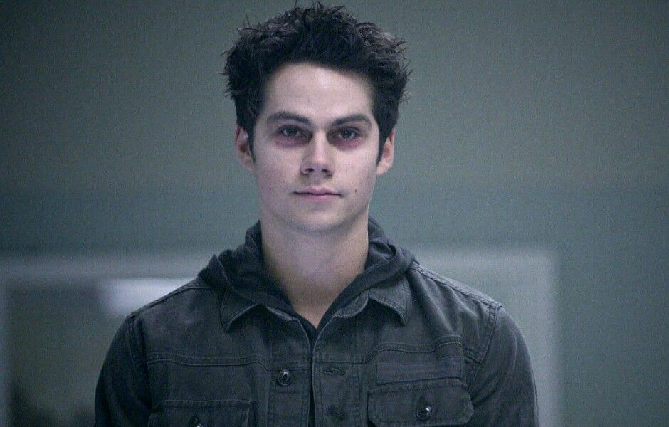 Dylan O'Brien as Stiles Stilinski #TeenWolf #VOID Stiles