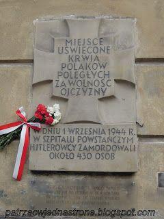patrząc w jedną stronę: Warszawskie ulice w ogniu walki - 10 sierpnia 1944...