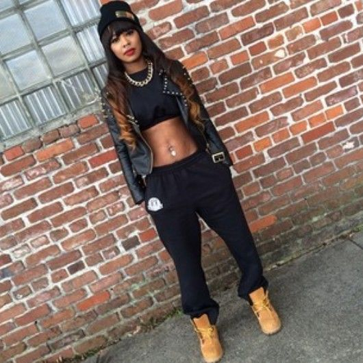 Black Girls Club | Fashion, Hip hop fashion, Timberland ...