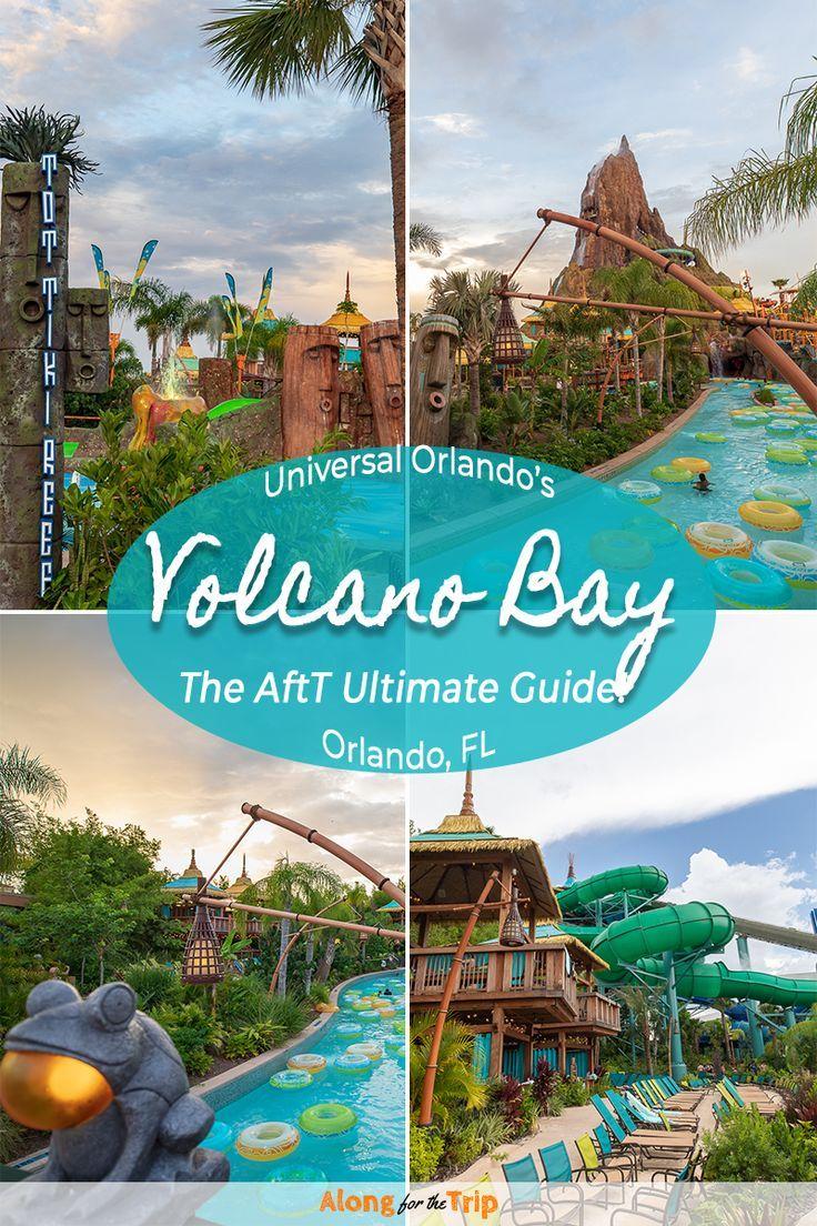Fun in the sun at Universal's Volcano Bay! Kid friendly