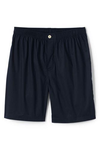Men's Broadcloth Pajama Shorts